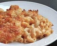 Favorite Baked Macaroni and Cheese