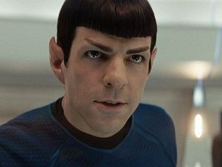 """Pittsburgher Zachary Quinto played the role of Spock in the last two """"Star Trek"""" movies,"""