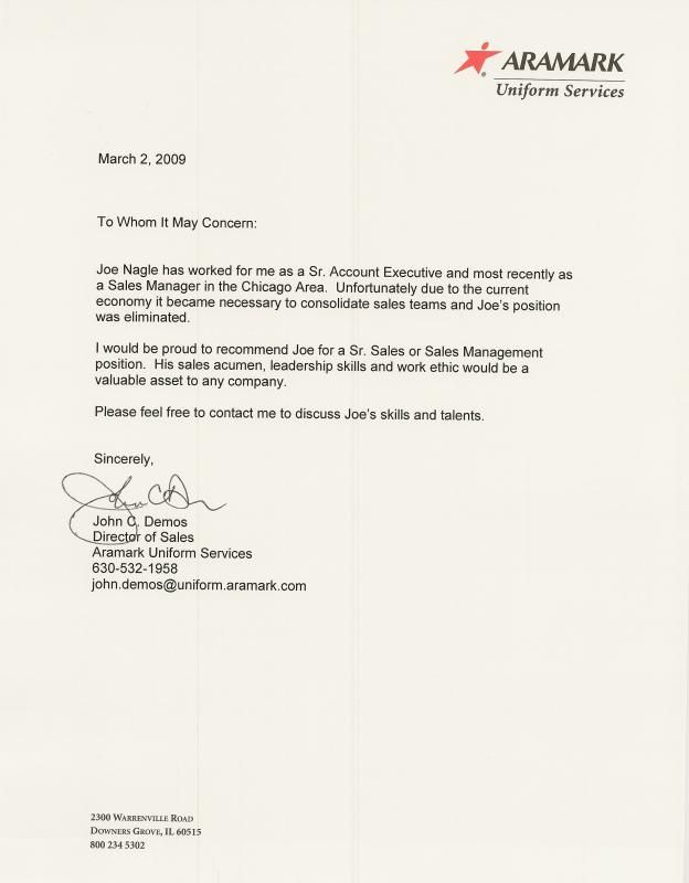 Reference Letter Sample | Reference letter, Writing a ...