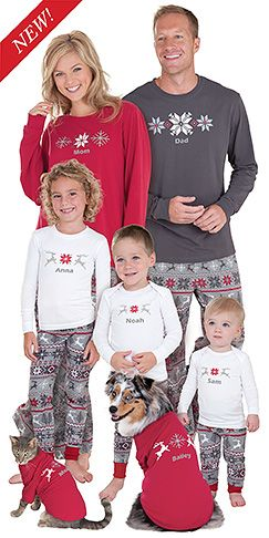 d522710c3a I see matching PJ s for my brother and his girlfriend for Christmas