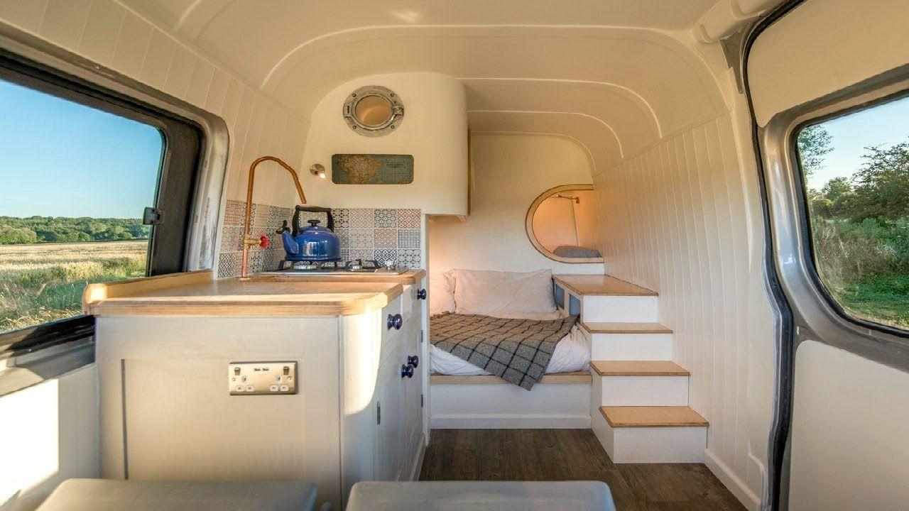 Mobile home interior ideas tiny mobile house micro home campervan  mobile home design ideas
