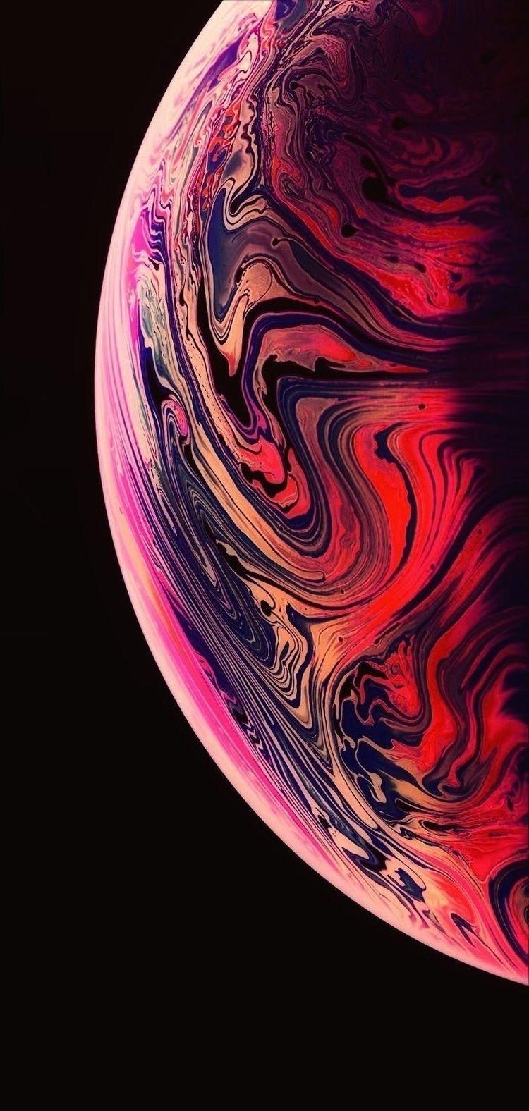 Wallpaper iPhone/Android Papel de parede apple, Papel