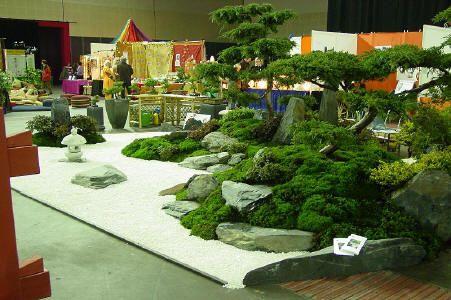 der kleine japangarten jardin garten chinesischer. Black Bedroom Furniture Sets. Home Design Ideas