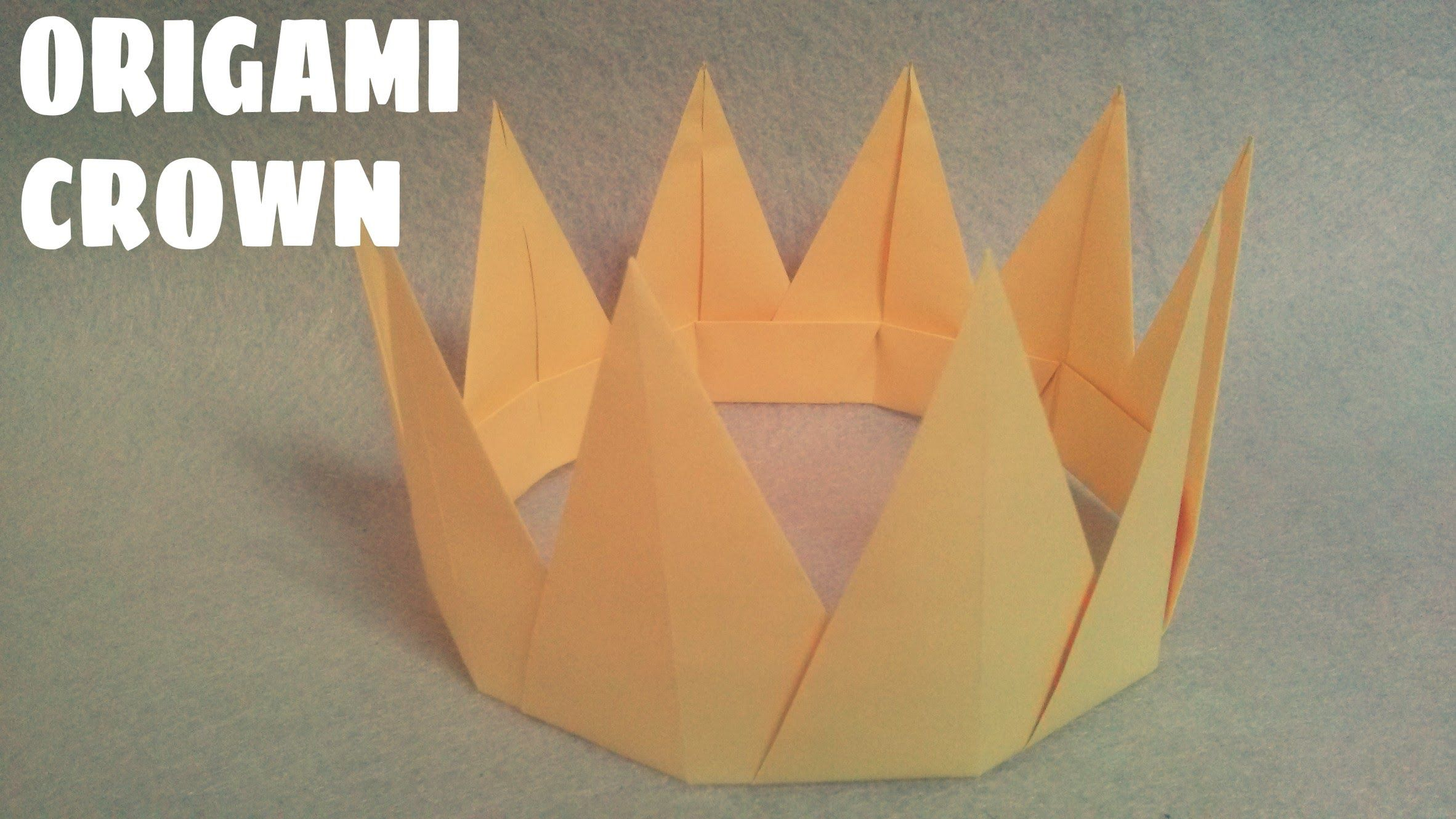 Origami for kids origami crown easy origami origami origami for kids origami crown easy origami jeuxipadfo Gallery