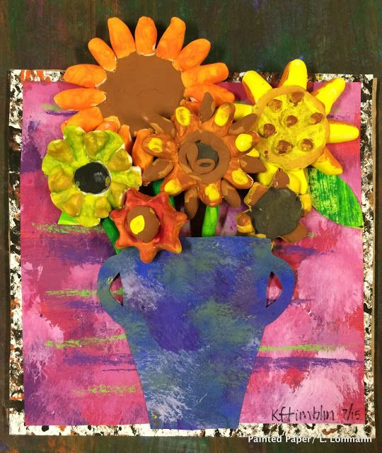 PAINTED PAPER: Tennessee Arts Academy 2015