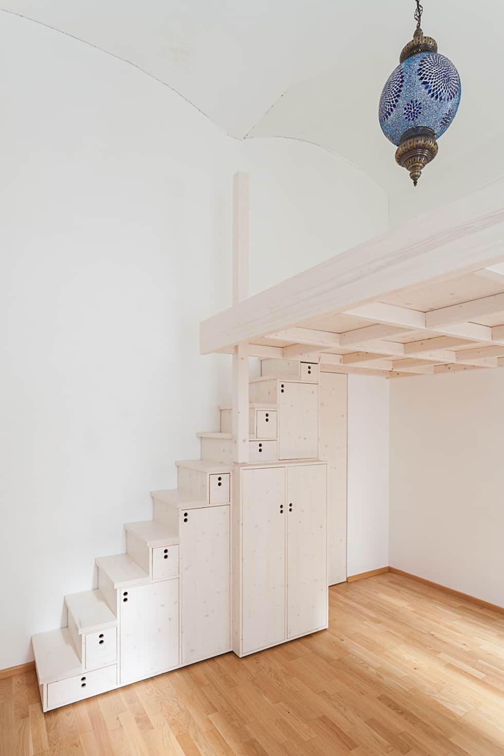 Ausgefallene hochbetten für erwachsene  Wohnideen, Interior Design, Einrichtungsideen & Bilder | Fichten ...