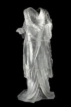 yama-bato:  Karen LaMonte Kimono