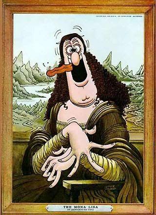 Detalhe da imagem de louco revista cartunista Don Martin nasceu em 18 de maio de 1931