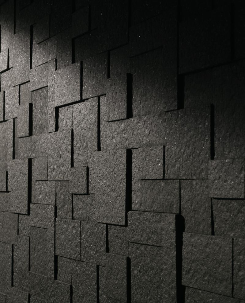 Monolith Exterior Wall Tiles Textured Feature Wall Tiles