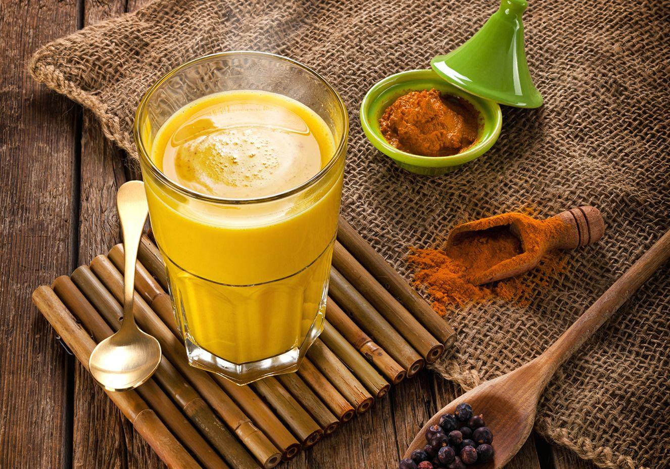 Leite Dourado A Bebida Indiana Que Ativa O Metabolismo E Ajuda A