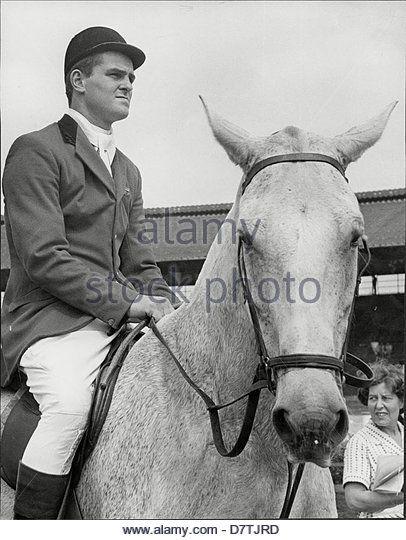 Harvey Smith & 'Montana' 1961
