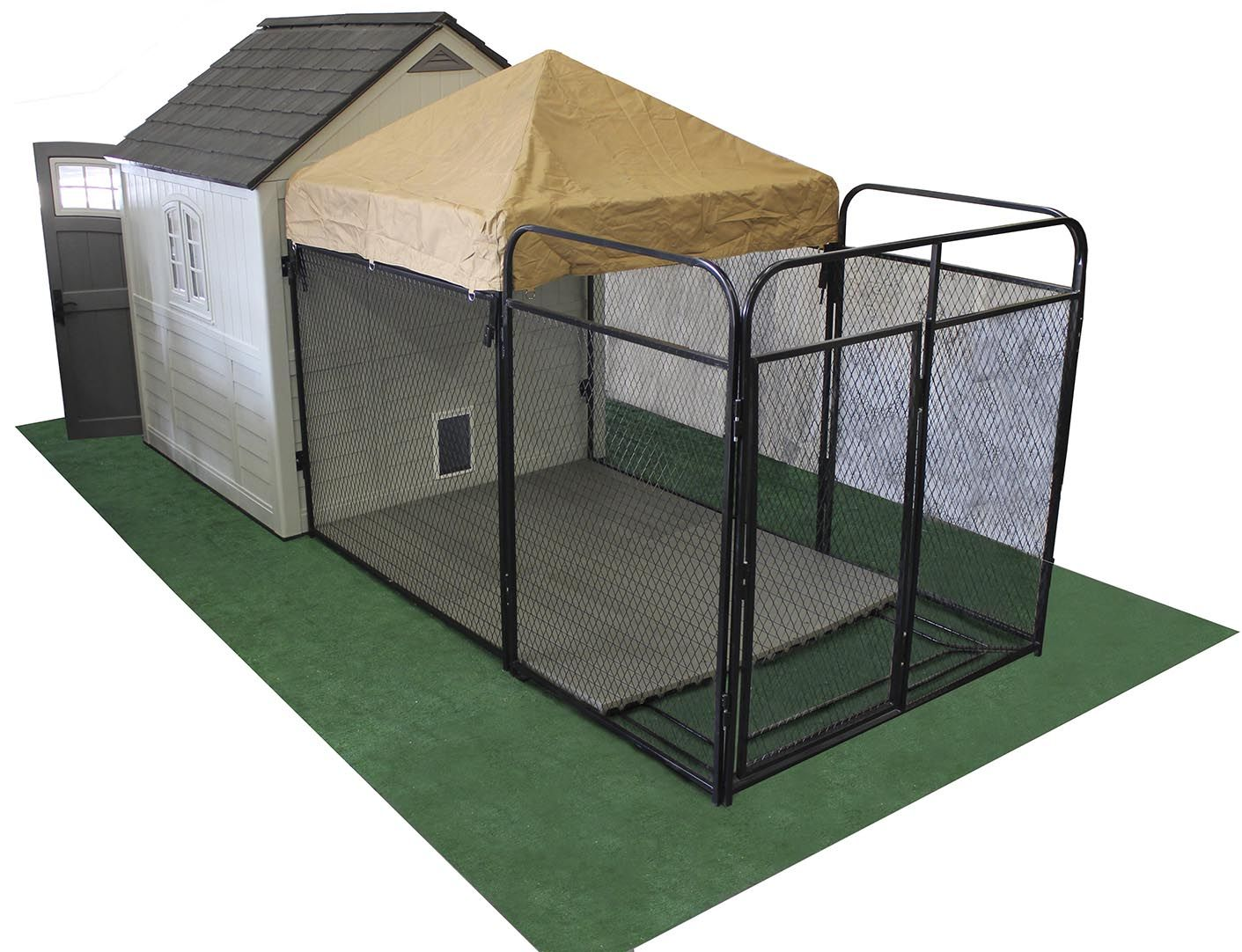 kennel shed conversion kits | house: outside spaces | pinterest