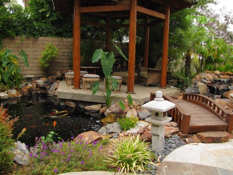 San Diego Ponds | Custom Ponds, Landscapes And Waterscapes
