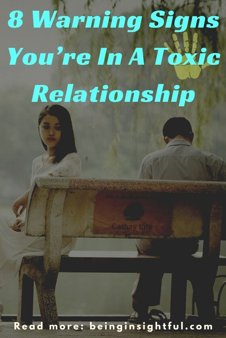 8 Warning Signs You're In A Toxic Relationship   Click the image to read more.  #toxicrelationships #toxicpeople #toxicrelationship #toxic #toxicrelationships #toxicpeople #narcissist #love #abuse #narcissisticabuse  #narcissism #emotionalabuse #sociopath  #relationships #survivor #toxicfamily #narcissisticpersonalitydisorder #healing  #mentalhealthawareness #manipulation #psychologicalabuse #toxicfriends #narcissists #liar