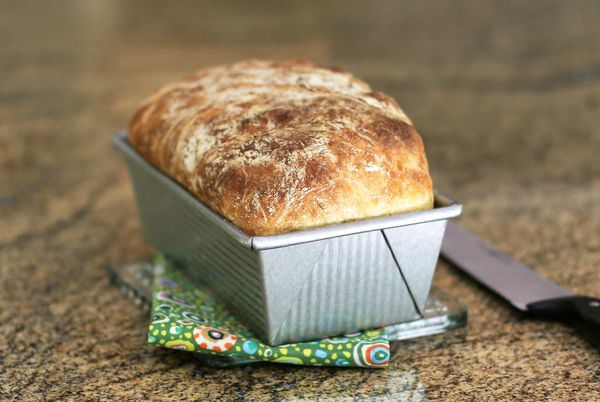 Make a Delicious Loaf of Bread Without Any Kneading ...