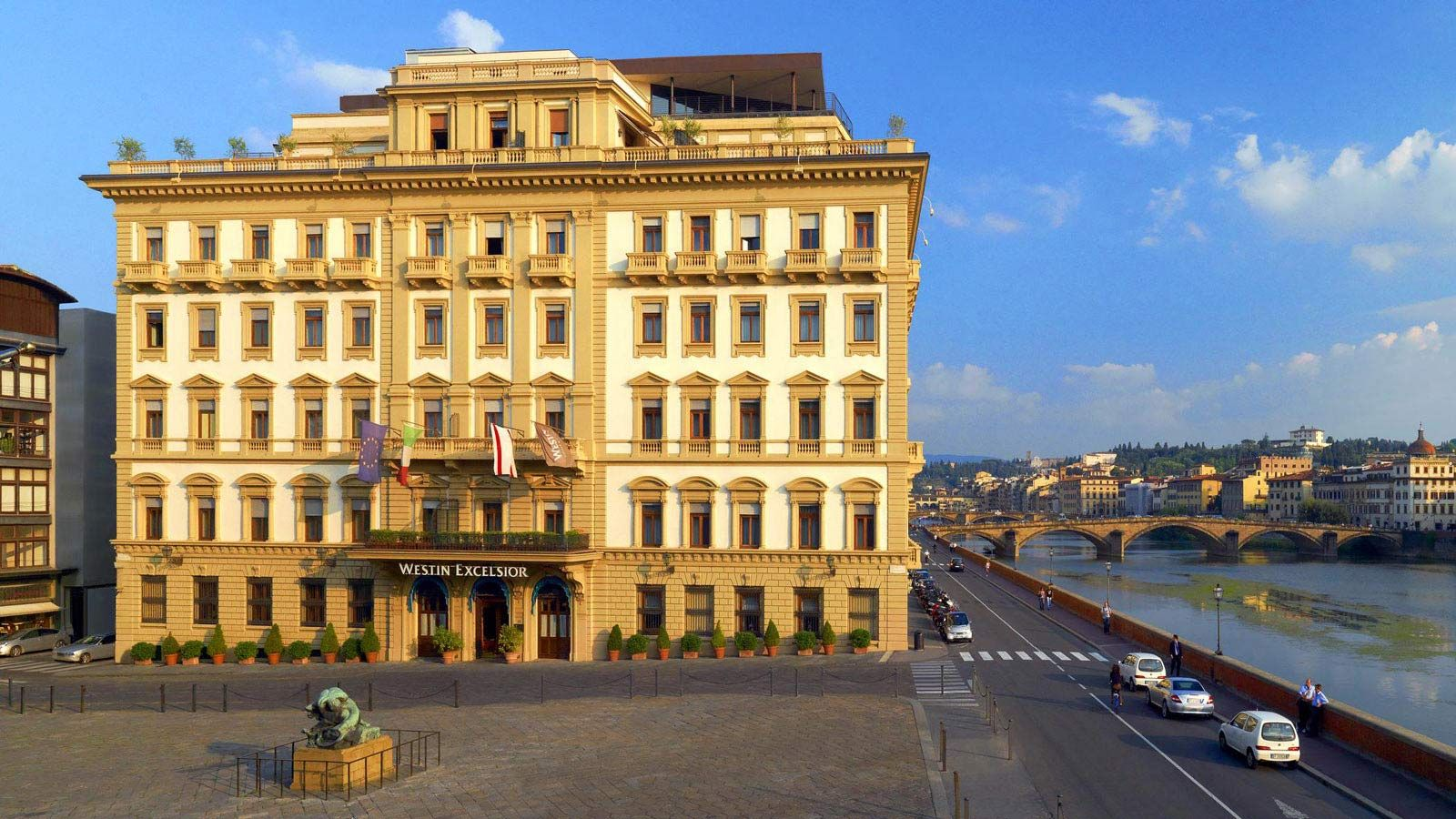 Five-Star Luxury Hotel in Florence | Florence hotels ...
