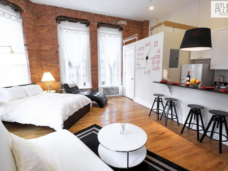 Small Apartment Studio Decorating Ideas (28 ...