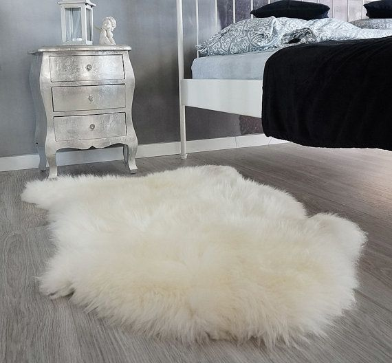 Original Big Xxl White Genuine Natural Sheepskin Rugs Exclusive