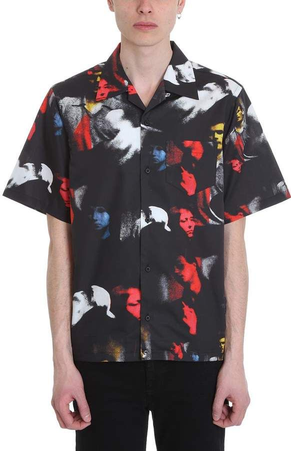 cbc1e35b Misbhv Warszawa Black Cotton Shirt in 2019 | Products | Shirts ...