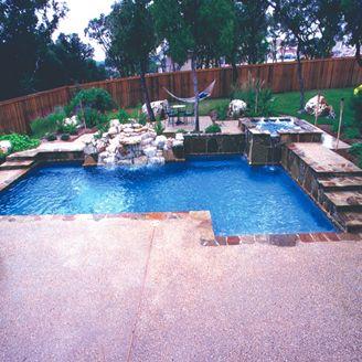 Infinity Pool San Antonio Tx Pools Concepts By Pete Ordaz Custom Swimming Builder