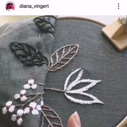 Photo of Embroidery tutorial