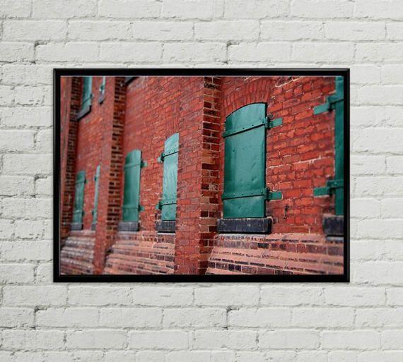 Distillery Doors  8x12 Fine-Art print by VeniEtiamPhotography
