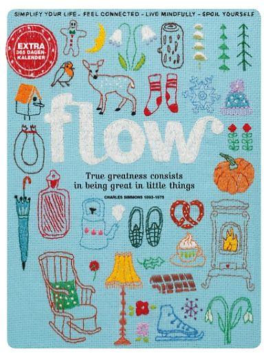 Abonnement Op Magazine Flow Officiele Shop Van Tijdschrift Flow Flow Magazine Art Journal Inspiration Retro Illustration