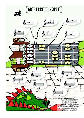 "Blick ins Buch ""Merlins Gitarrenstunde"" – Homepage von ""Merlins Gitarrenstunde"",… – Carola Thönges"