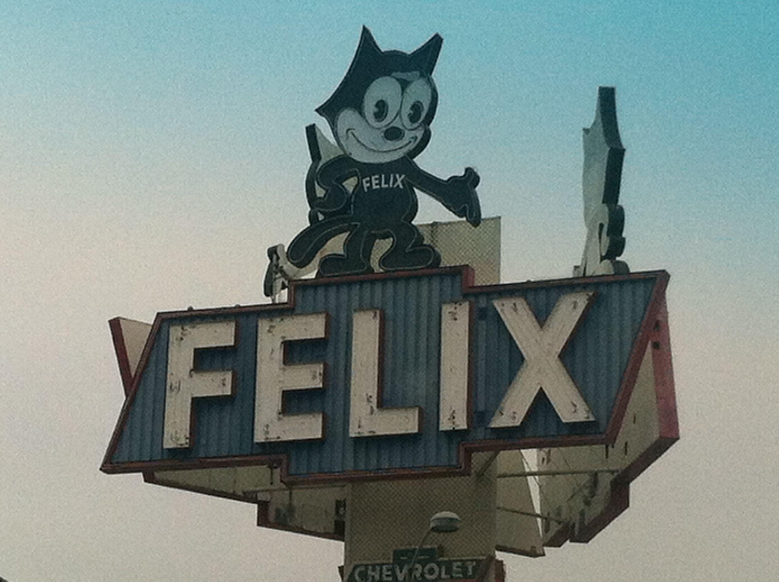 Felix Chevrolet, Los Angeles
