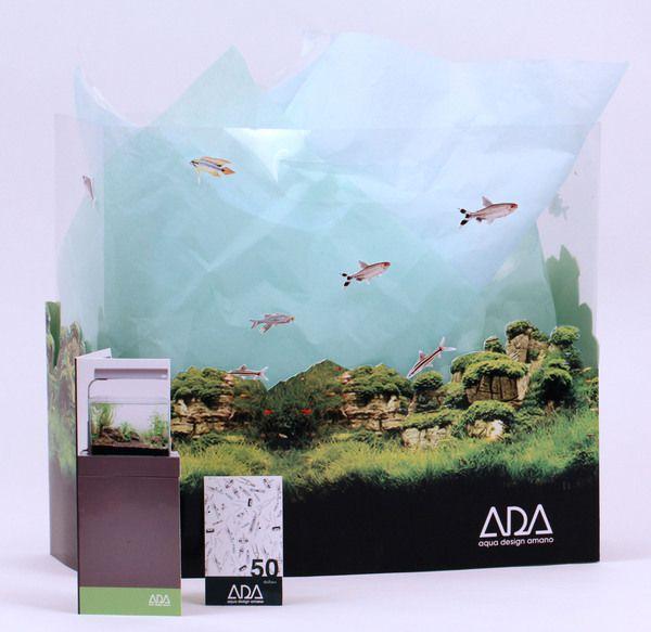Aqua Design Amano on Behance