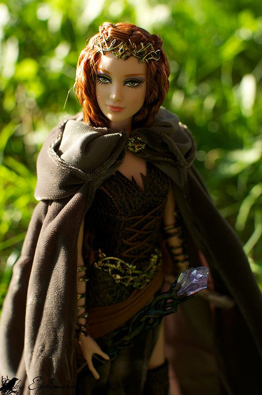 run shoes wide range good service Faraway Forest Elf Barbie | Dolls in 2019 | Crochet barbie ...