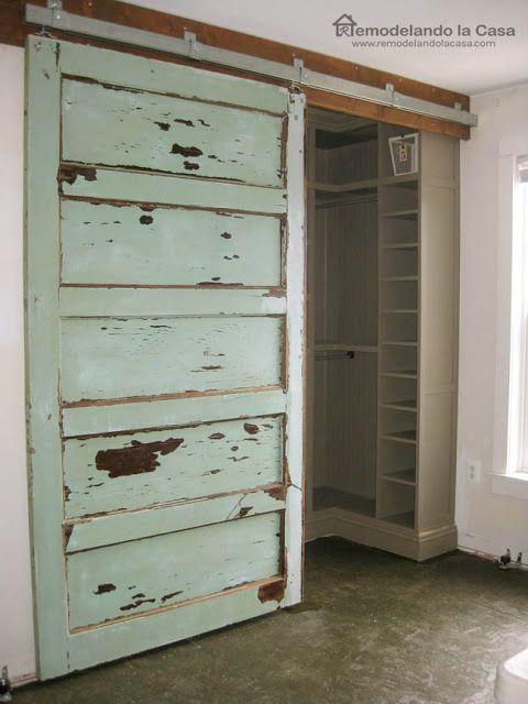 How To Install A Sliding Barn Door Part 2 The Door 16
