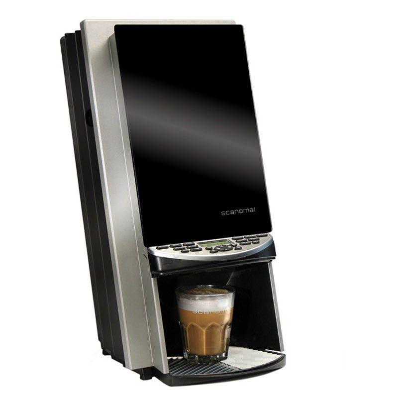 Office Receptiondesign: Pin P Kaffebilen