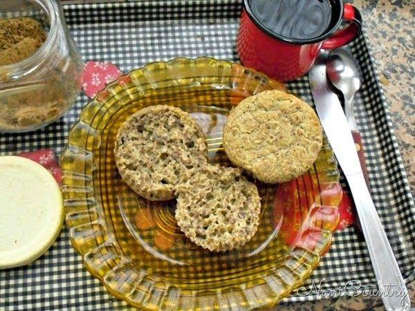 Pãozinho macio e nutritivo