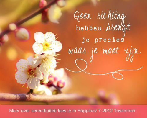 Wonderbaar Loskomen | Happinez e-cards - Happinez | Mooie Teksten! - Quotes SS-24
