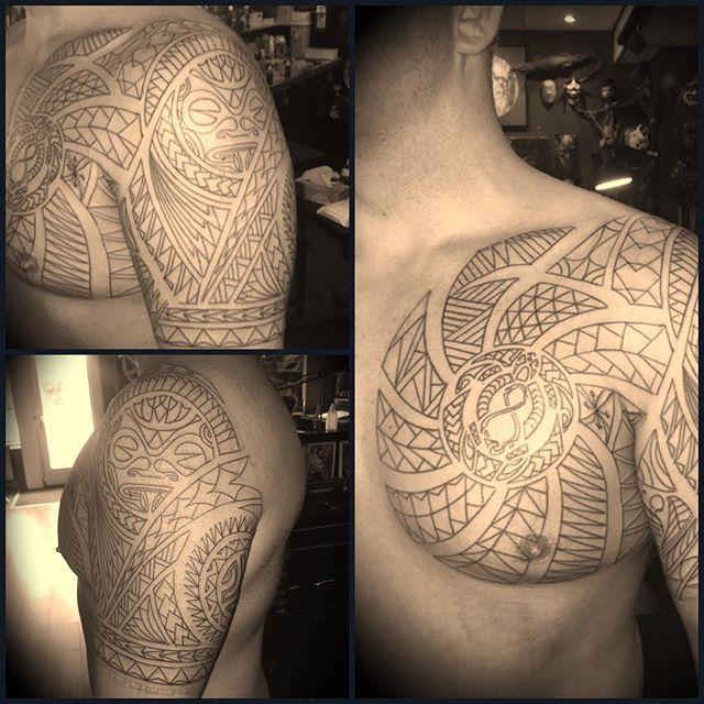3 Hours Of Lines Tattoo Tattoos Yugen Yugentattoo