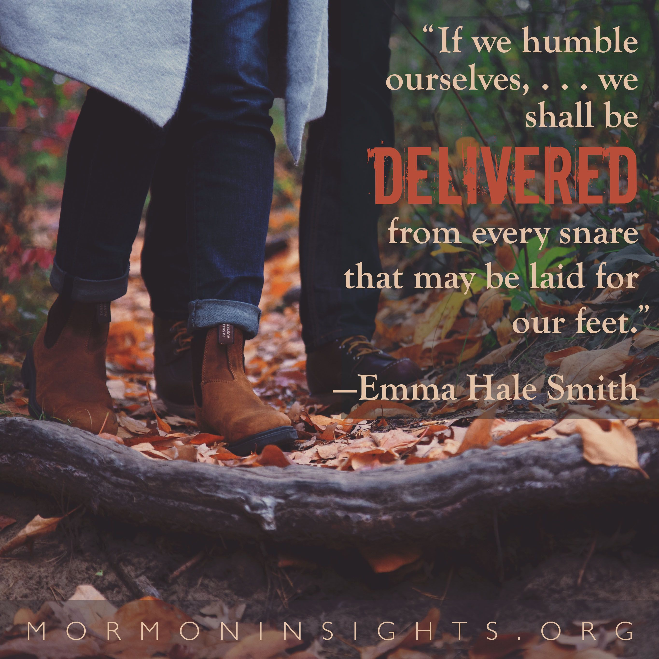 Emma's Faith: A Letter To Her Husband