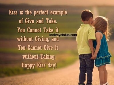 Kiss Day Images Quotes Kiss Day Messages Kiss Day Status More