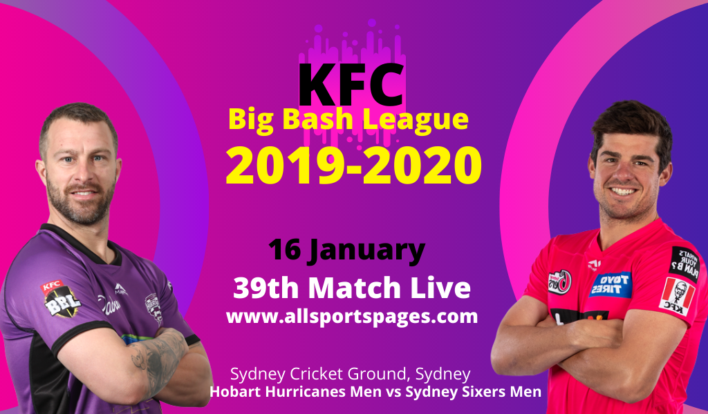 Bigbash Betting Tips Reports Predictions And Strategy With Images All Team League Sydney Thunder