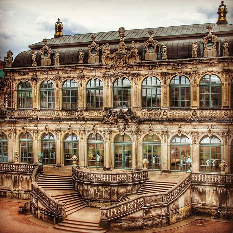 Presen Pictures Of Germany Dresden Places Around The World
