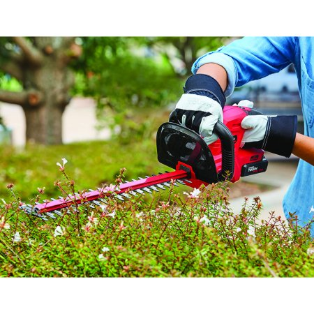 Hyper Tough 20V MAX Cordless Hedge Trimmer | Products | Trimming