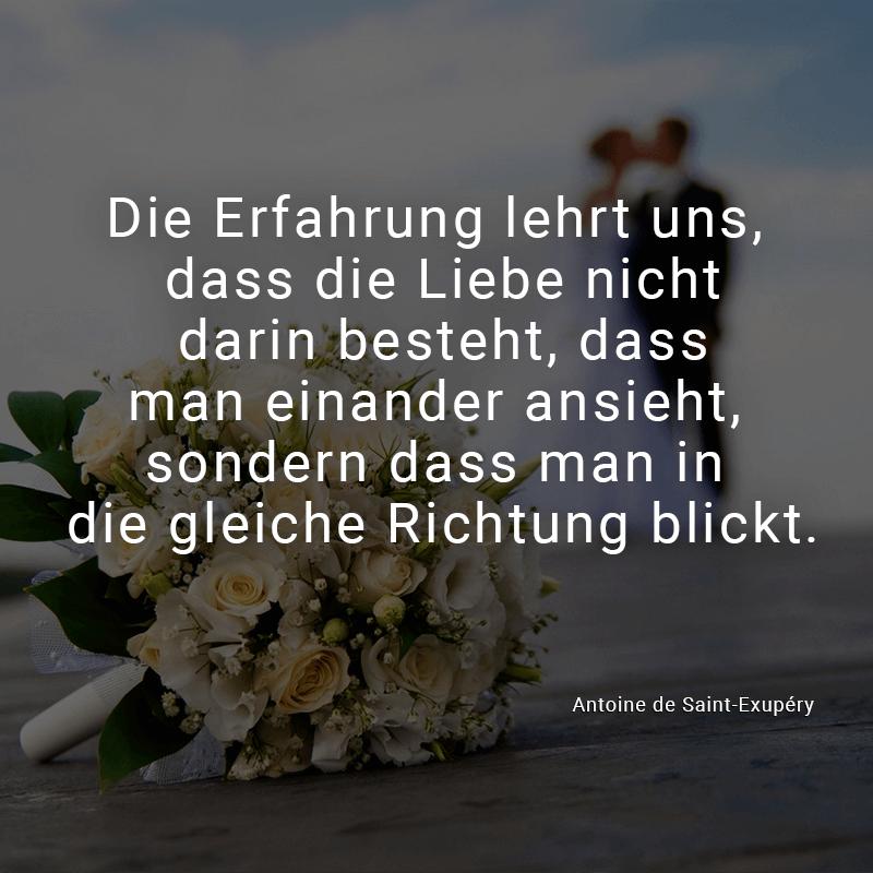 Beliebte Hochzeitsspruche Spruche Hochzeit Der Kleine Prinz Zitate Zitate Hochzeit