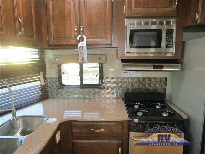 New 2016 Salem Salem Villa Classic 394FKDS Destination ...