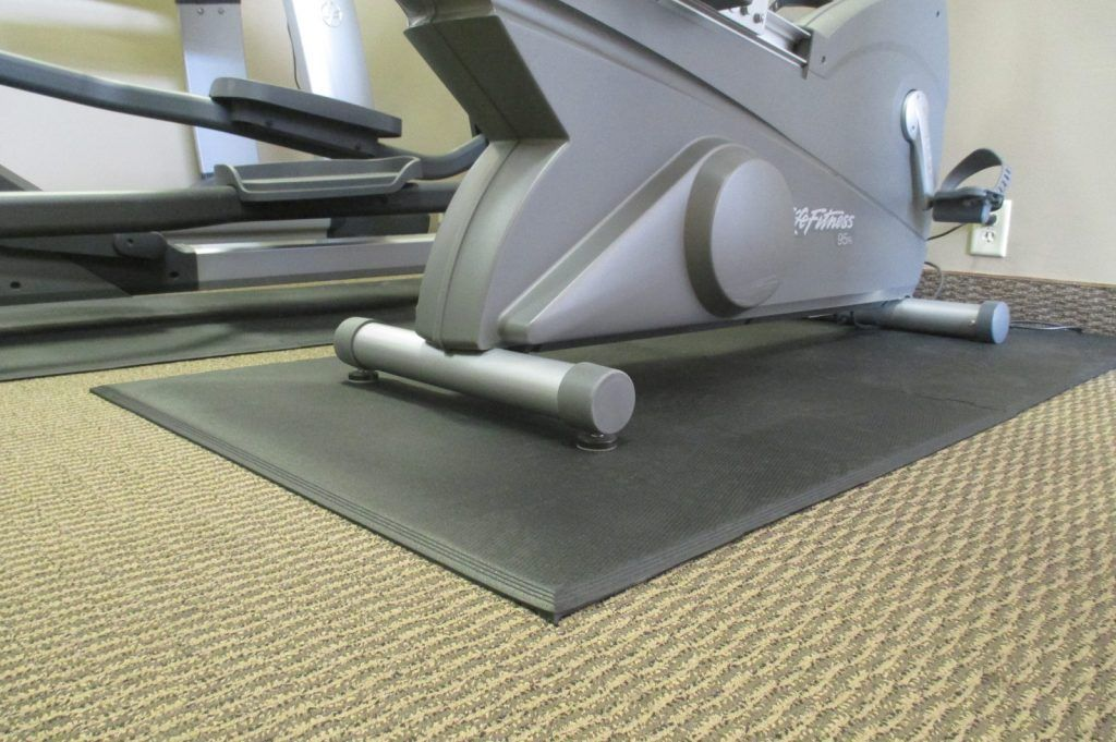 Exercise Bike On Mat Best Exercise Bike Treadmill Mat No Equipment Workout