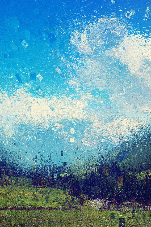 FreeiOS7 | ac42-wallpaper-april-love-paint-art | freeios7.com