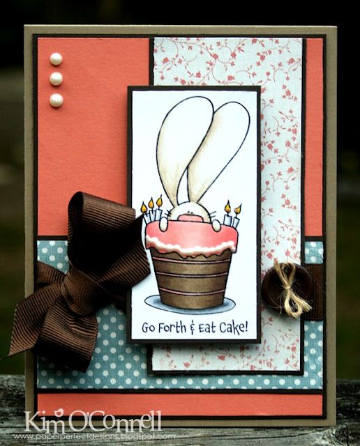 Paper Perfect Designs: Blog Candy Giveaway and Birthday Wishes for Corinna!