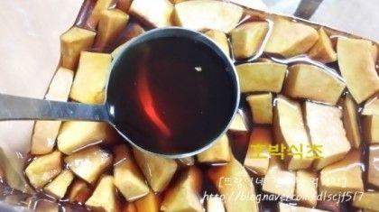 시식후기모음 호박식초 돼지감자장아찌 양파장아찌 고추장아찌 옥수수수염차 뜨랑이네 건강한 먹거리 음식 요리 반찬