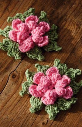 Crochet Forever Flowers