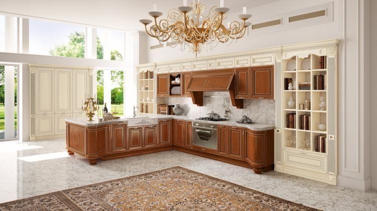 Cucine Classiche - Arredo Cucina Classica - Cucine Lube ...