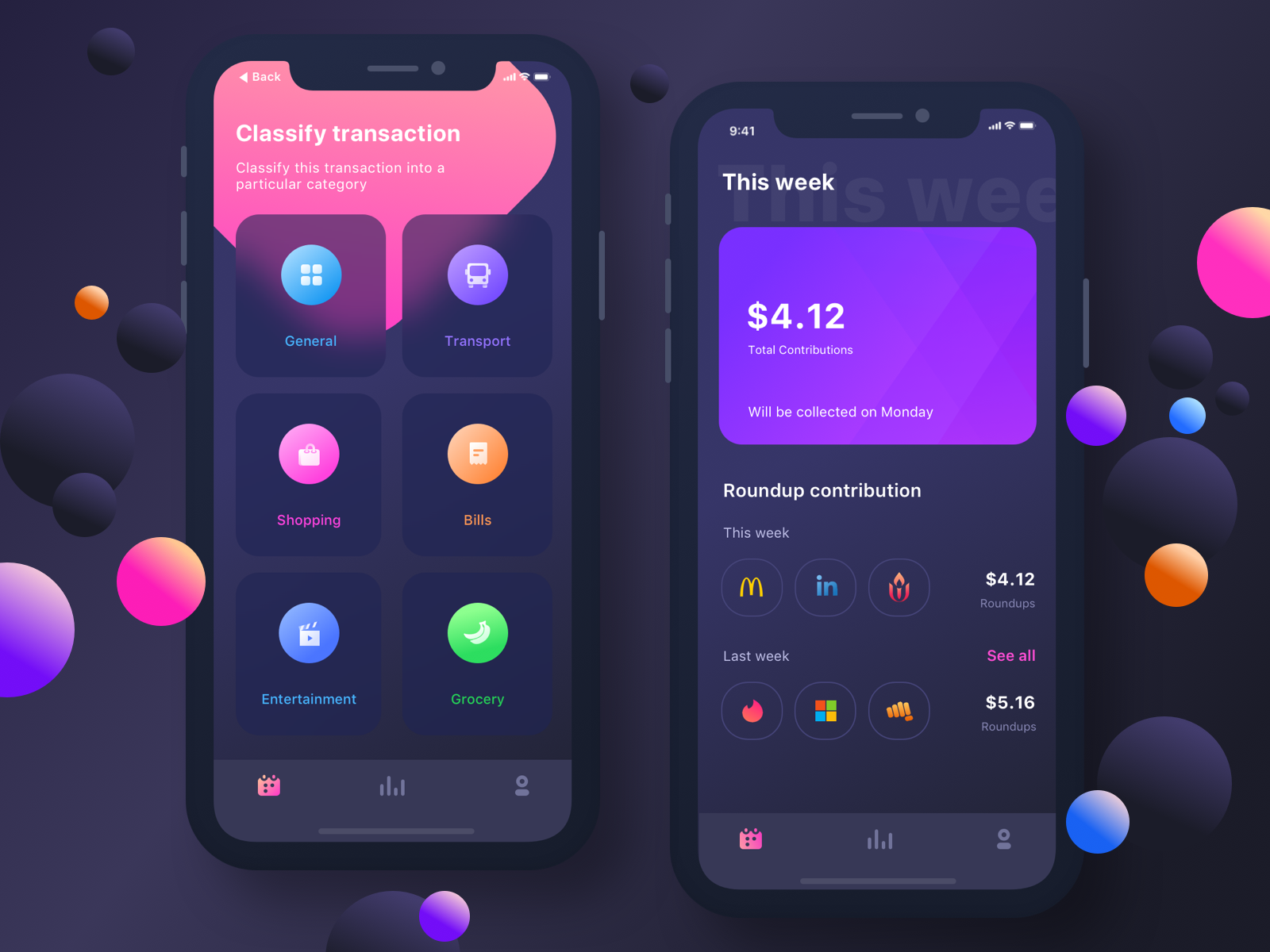 INvestment app (Firststep)